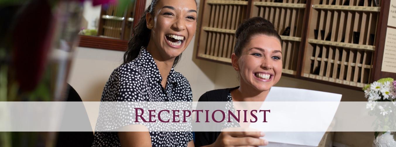 Recception job image